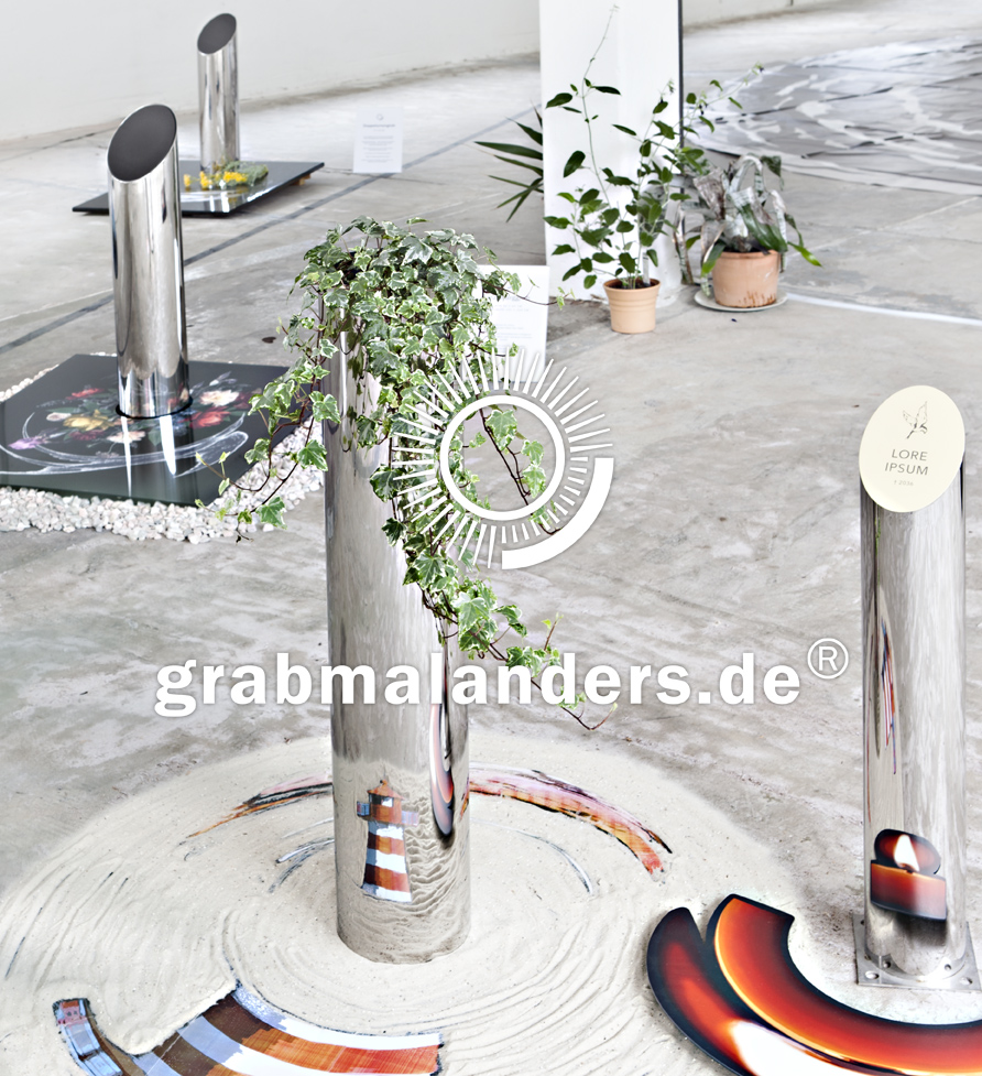Innovative Grabmale • Schramberg 2019
